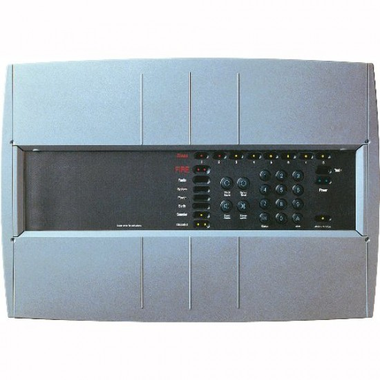 8 Zone Conventional Fire Alarm Repeater Panel