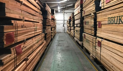 Lancashire Timber Yard Has Bright Future Ahead